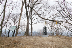 20180408 무갑산 (경기광주) (무갑리공판장 원점회귀)