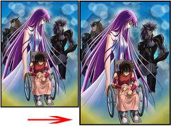 waifu2x 2d 애니메이션 그림 변환 방법