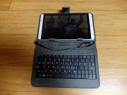1707 초저가 태블릿 PC와 노트북 영입하다.
