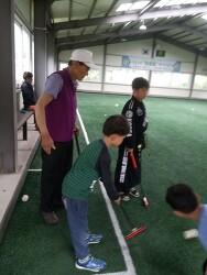 2018꿈이음 플레이&스포츠_게이트볼 홍천지역아동센터 수업