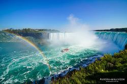캐나다 렌트카 여행, 나이아가라 폭포 무료 주차장 & 나이아가라 폴스 전망대, 방문자센타 Niagara Falls