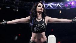 WWE 페이지 드디어 복귀!!!