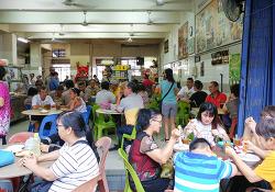 소또 야얌이 인기있는 인도네시아 식당 레스토랑 누르야나Restoran Nuryana[코타키나발루 추천 아침맛집]