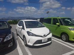 [오키나와 여행] 쿠루쿠루 렌터카 / 쿄다 휴게소
