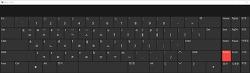 윈도우 부팅시 화상(가상) 키보드 자동 실행 방지 방법