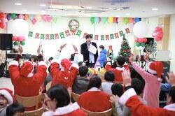 [2017.12.14] 삼천리와 함께하는 크리스마스 파티!