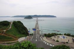 일본 영화 히어로 촬영지 여행 야마구치 쓰노시마 대교 여행가는길 재팬투어리스트