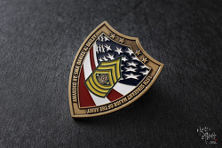 [Etc] AWARDED BY DANIEL A.DAILEY 15TH SERGEANT MAJOR OF THE ARMY.