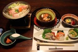 [기리시마]이야시노사토 쇼엔-식사