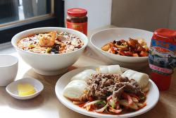 [상수역 맛집/한양중식] 맛있는 매콤함의 끝판왕! 상수역 맛집 한양중식