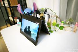 노트북, 태블릿 PC 둘다 사용! LG 투인원PC 10T370-L860K 어때요? - 노트북 추천!