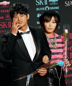 서인국, 정은지 12.10.25 SIA 2012