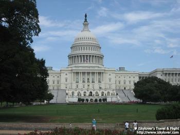 미국의 수도 워싱턴 D.C. 속으로 - 국회의사당