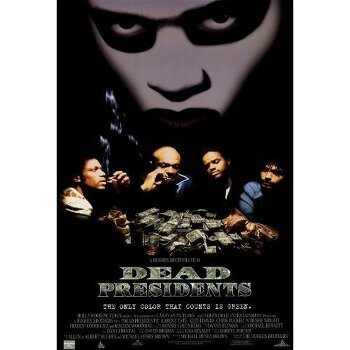 DEAD PRESIDENTS(1995): sound
