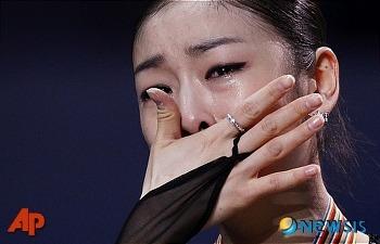 김연아를 세계와 정반대로 취급하는 한국언론