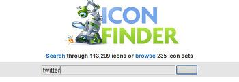 양질의 아이콘을 무료로 제공하는 ICONFINDER