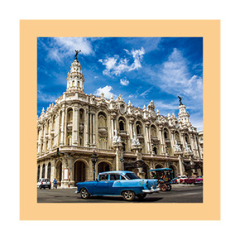 세상 끝으로의 항해, 쿠바 아바나