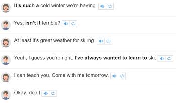 겨울 정말 춥다 영어로 표현하기