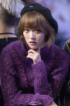 161022 2017 S/S 서울패션위크 (Seoul Fashion Week) - kimmy.j 헬로비너스 라임 직찍 by 아데스