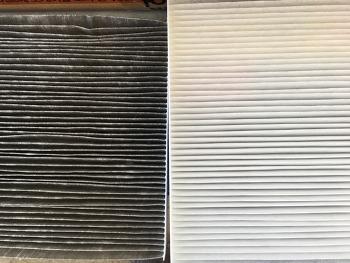 YF쏘나타] 에어컨 필터 교환