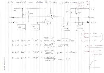 서로다른 작동전압 다바이스 I2C 통신하기 (Bi-directional Level Converter for I2C Bus)