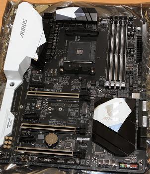 AORUS AX370-GAMING 5 AMD 라이젠 메인보드 살펴보자