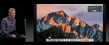 WWDC 2016, 시리 들어간 맥OS와 메시지 강화한 iOS10