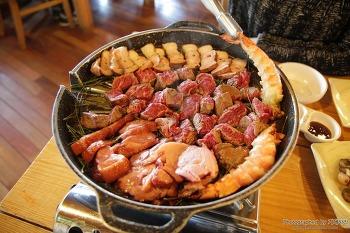 파주 헤이리예술마을, 파주프리미엄아울렛에 방문했다면 한번쯤 가볼만한 바베큐 맛집, 파주 로빈의숲