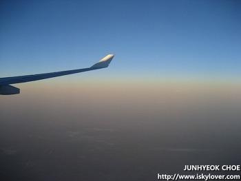 호주로 향하는 길 - 대한항공 KE813 (KE123) 기내