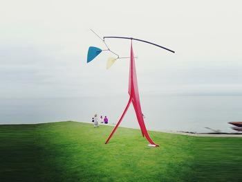 코펜하겐, 가장 평화로운곳! 루이지애나 현대미술관