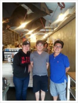 한국 청년들이 운영하는 토론토 유명 커피점