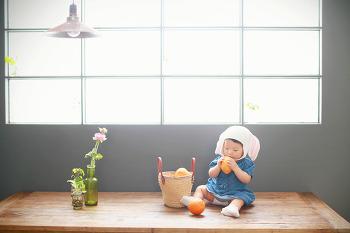 [대전 베이비 촬영] 봄바람처럼 내츄럴한 아기사진 촬영