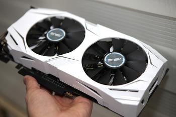 아수스 GTX1060 Dual 그래픽카드 추천, 오버워치 게임 풀옵션 즐기기