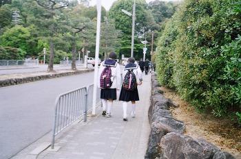 교토의 거리, 금각사 킨카쿠지 金閣寺