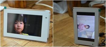 디지털액자,누구나 간편하게 즐기는 카멜 PF-6030V