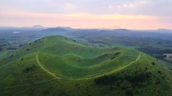 K지오그래픽 - 화산섬 초록덮개 거문오름