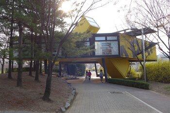 안양 학의천변 공공예술 아지트 새동네 '오픈스쿨'