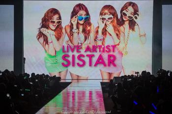 2013 FACo in Busan - 씨스타(SISTAR) 축하공연