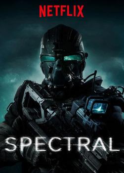 스펙트럴 Spectral, 2016 ★★