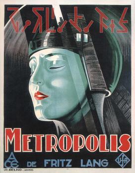 메트로폴리스(Metropolis, 1927)
