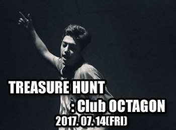 2017. 07. 14 (FRI) TREASURE HUNT @ OCTAGON