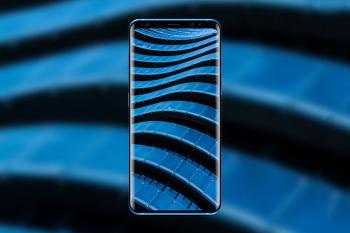 갤럭시 S9 베젤과 지문센서는? 스크린샷 유출!