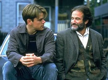 '굿 윌 헌팅 Good Will Hunting, 1997' 삶의 의미를 찾은 맷 데이먼
