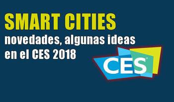 CES 2018에서 보여주는 '스마트 시티'의 미래