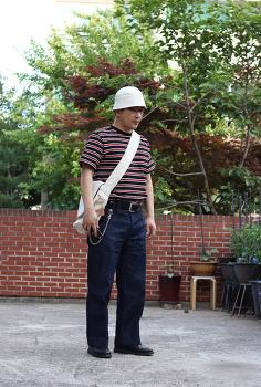 옷잘입는 남자 패션 코디 꿀팁 워크웨어로 입자