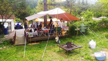 [52nd Camping] 처갓집 4남매 캠핑_유명산 에뜨캠핑장