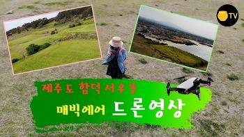 [드론 영상] 제주도 함덕 서우봉해변의 봄 X 매빅에어