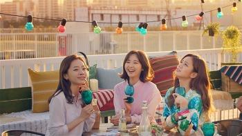 숙취해소 대세, 상쾌환 혜리&정대세 광고