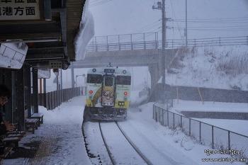 캐릭터 천국 일본, 돗토리여행에서 만난 요괴열차