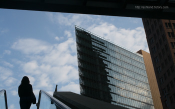 Berlin 20_한 조각의 건물